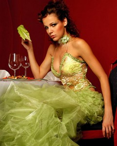 Radka as a lettuce?