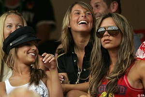 Wags at last World Cup