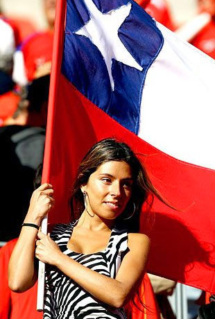 Chilean Woman